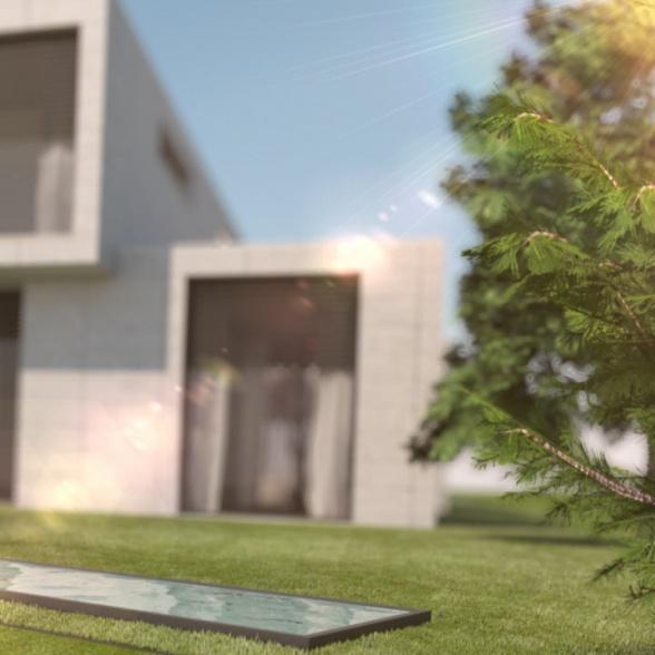 Modelado 3d, iluminación, efectos y animación fotorrealista