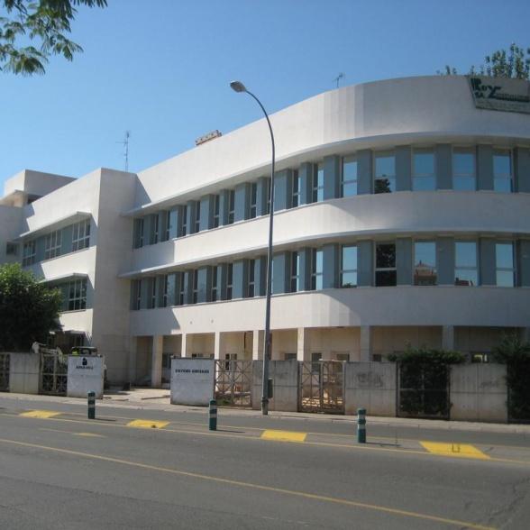 fachada de Aspace