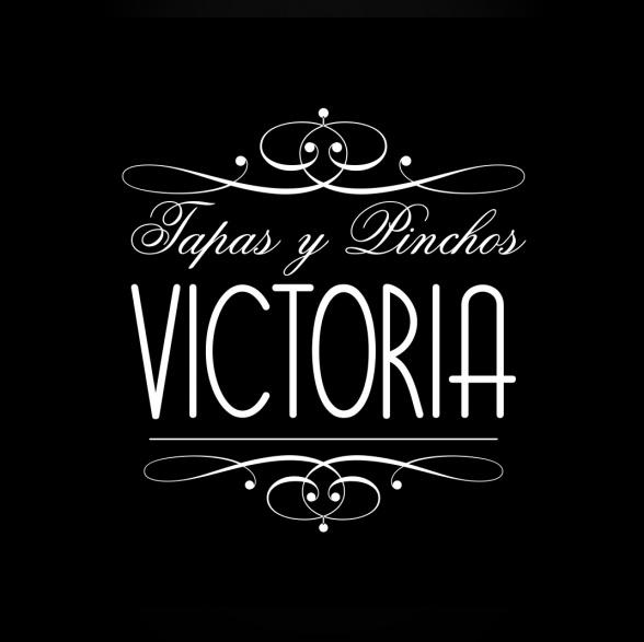 Logotipo Cafetería Victoria