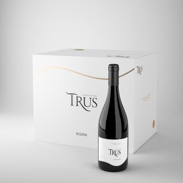 reserva TRUS con caja