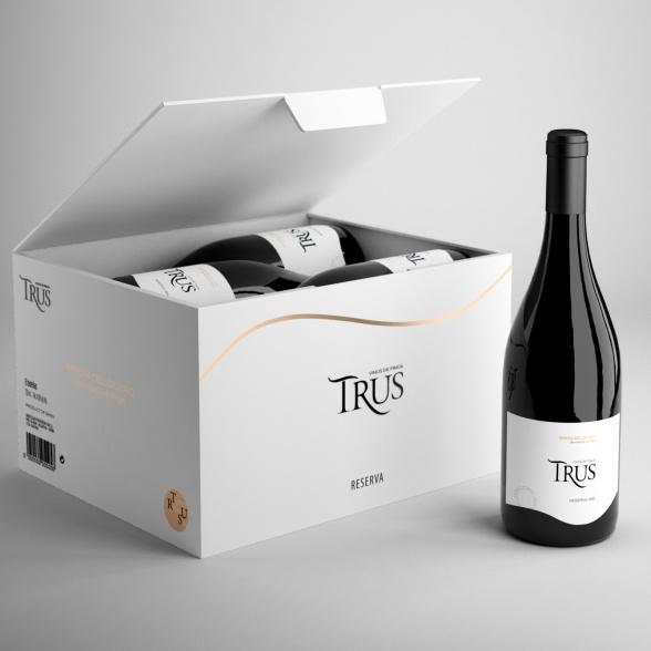 reserva TRUS con caja 6