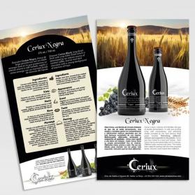 Fichas de producto Cerveza Ceriux
