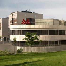 Infoarquitectura 3D Mutua Universal Logroño