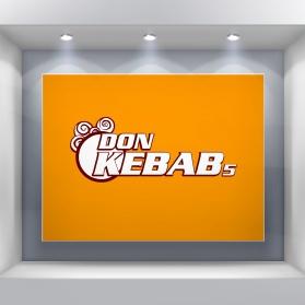 Imagen corporativa de Don Kebab