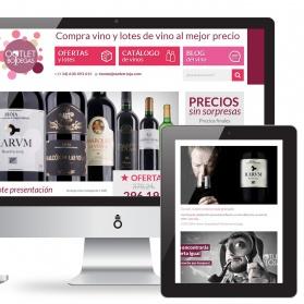 Tienda Online de vino Outlet Bodegas