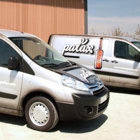 furgonetas palax