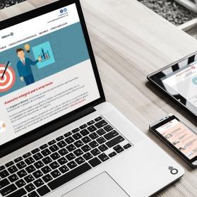Página web y blog de Anguiano Blanco asesores