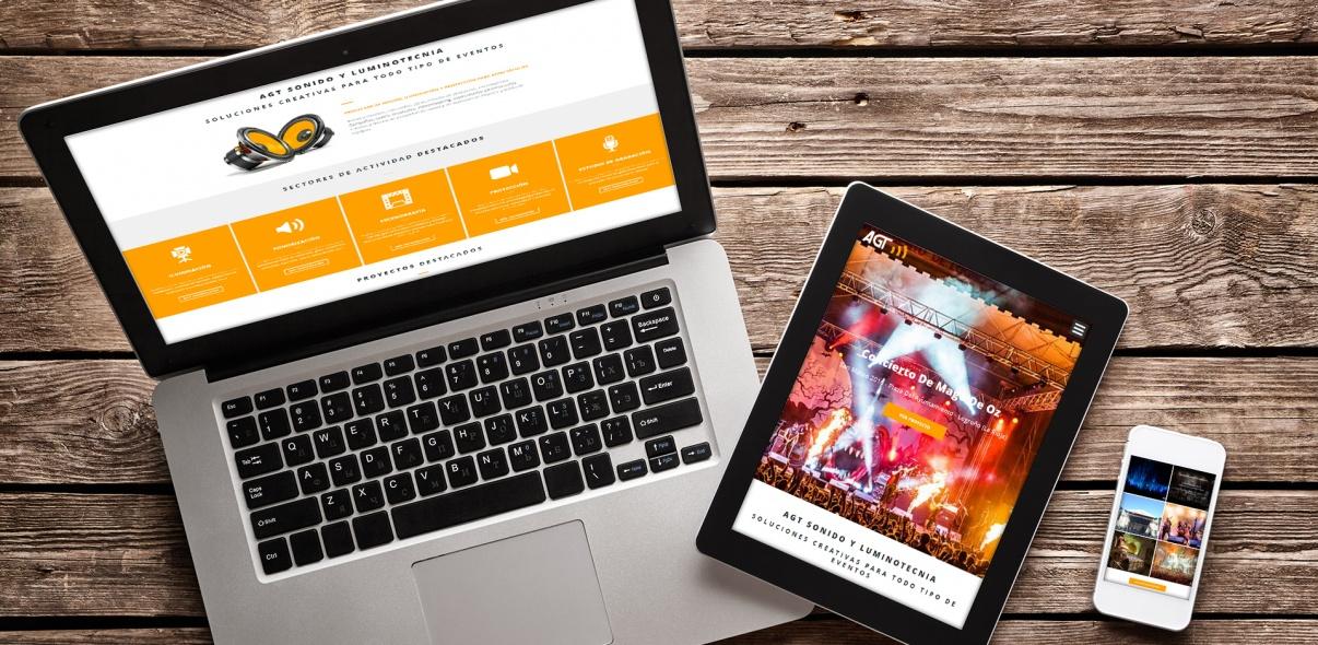Portal web autogestionado para AGT