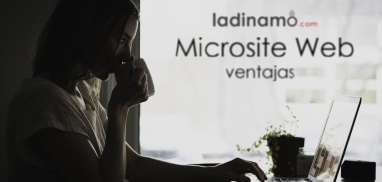 Las ventajas de un Microsite