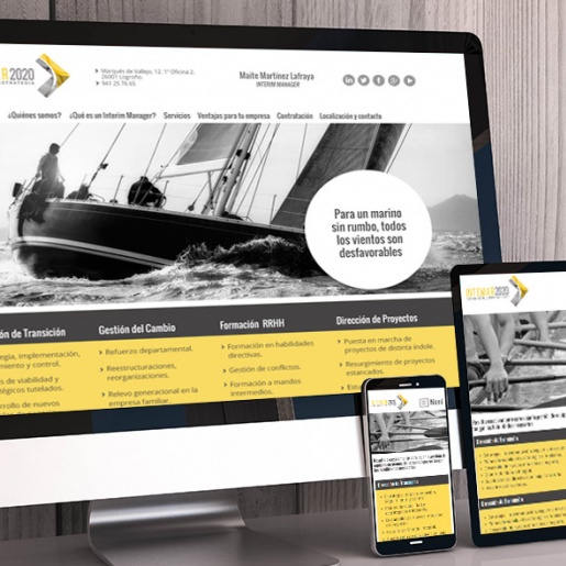 Portal Web Intemar 2020